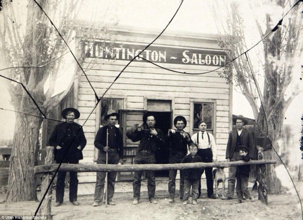 Rare Wild West Photos The Common Constitutionalist