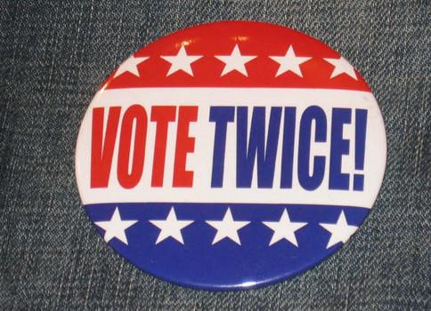 Image result for voter fraud!