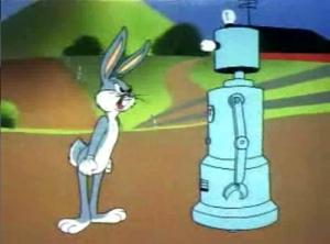 bugs robot