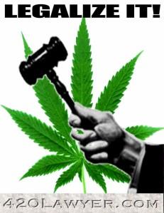 Legalize pot