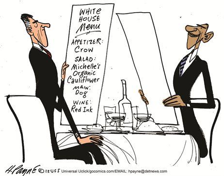 Mitt and Barack