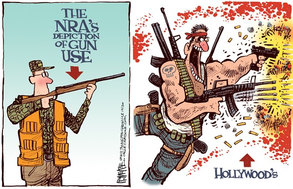 NRA-vs-Hollywood