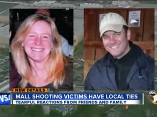 Oregon mall shooting victims