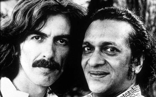 Roger McGuinn, the founder of the Byrds, earlier told the Telegraph how he had introduced the late George Harrison to Ravi Shankar's sitar music at a party at Zsa Zsa Gabor's Bel Air mansion in 1965.