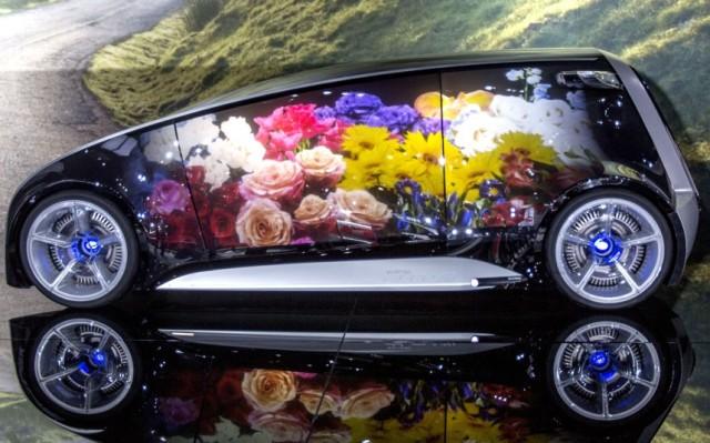Toyota Fun-Vii concept car