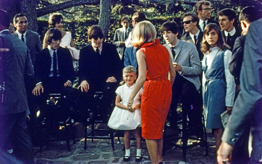 Beatles presser