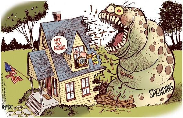 Spending-Termite